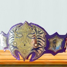 TNA JEFF HARDY IMMORTAL CHAMPIONSHIP ADULT SIZE BELT 4MM THICK ZINC ALLOY PLATES