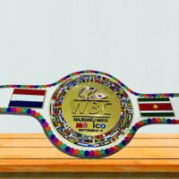 NEW WBC Mexico Replica Unveil spectacular Champion belt World Championship