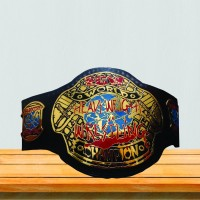 Replica ECW World heavyweight wrestling Championship Belt