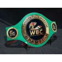 Replica WBC Boxing Championship Belt Adult Maya Continental Americas Champion